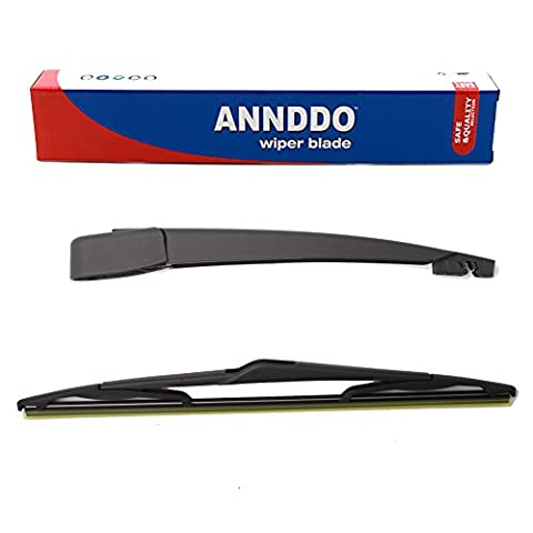 ANNDDO For Ford Mondeo Mk4 Brand New Onwards 2007 Rear