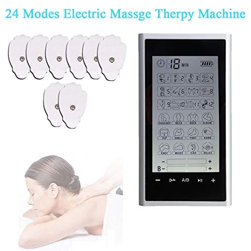 Electroestimulador Digital Masaje EMS TENS Portatil