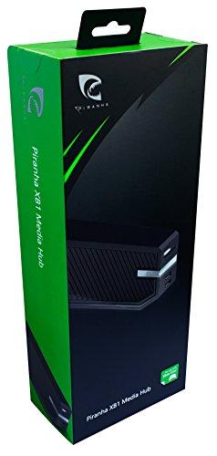 "Xbox One -  Media Hub für 2,5"" Festplatten inkl. 2 USB 3.0 Ports und SD Kartenleser"