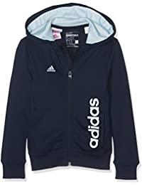 adidas YG ESS LIN FZ -Sweatshirt pour Fille