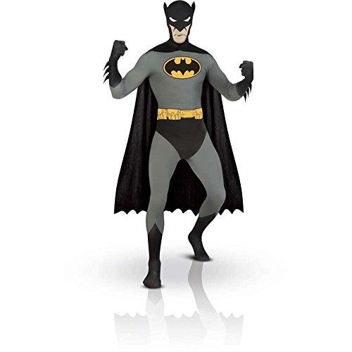 Rubies 2nd Skin Batman Jumpsuit (2nd Skin Kostüme Batman)