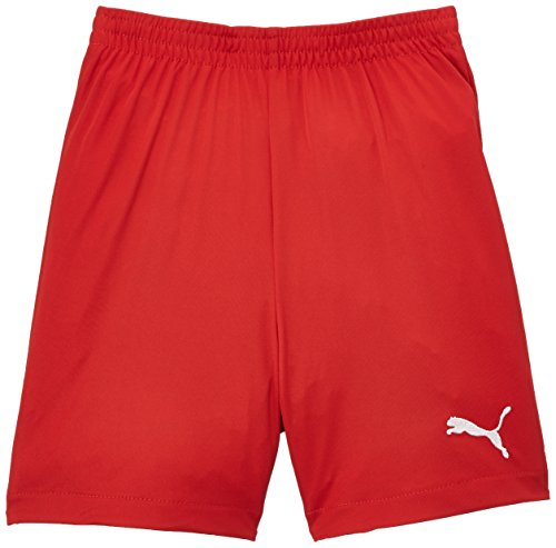 Puma Jungen Fußballshorts Velize, red, 116, 701945 01