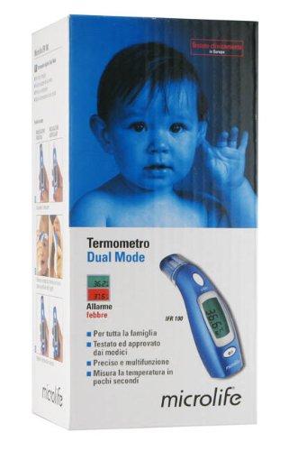 Termometro Dual Mode digitale preciso e veloce