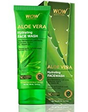 WOW Skin Science Aloe Vera With Hyaluronic Acid and Pro Vit
