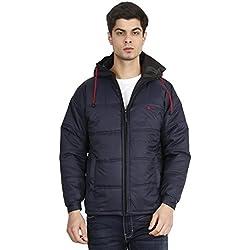 OJASS Full Sleeve Solid Men's Jacket Black