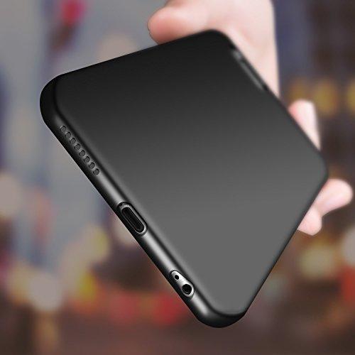 Ultra Sottile Custodia Cover Case Protettiva Apple iPhone 6 6s 4.7 Guscio Rigido (argento) argento