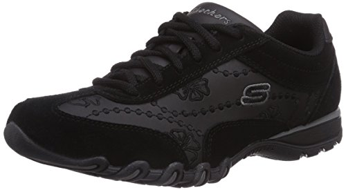Skechers Speedsters - Lady Operator, Women's Low-Top Sneakers, Black (Black), 7 UK...