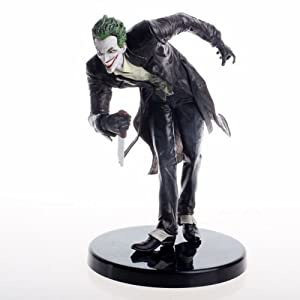 "BATMAN - FIGURA THE JOKER 14cm / THE JOKER PVC FIGURE 6"" 4"