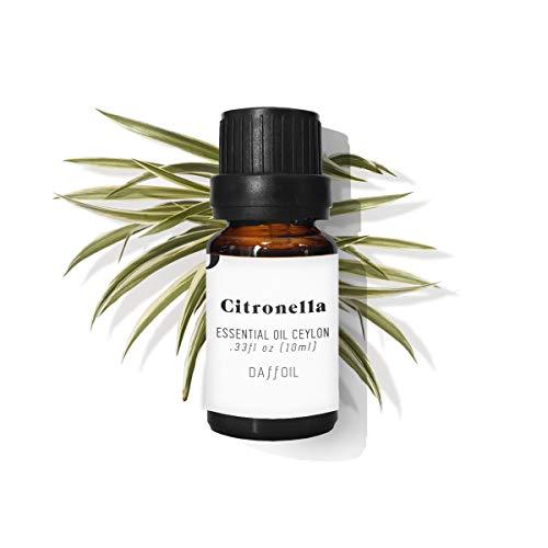 Aceite esencial citronela de ceylan 10ml puro BIO 100% natural ecológico aromaterapia humidificador