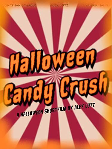 Halloween Candy Crush