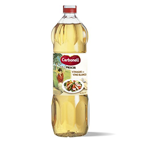 Carbonell procer vinagre comun blanco pet 1 litro