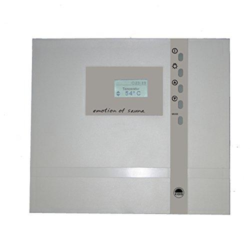 Eos Basic Elektronisches Saunasteuergerät ECON H1 Bi-O creme-weiß 94.5203