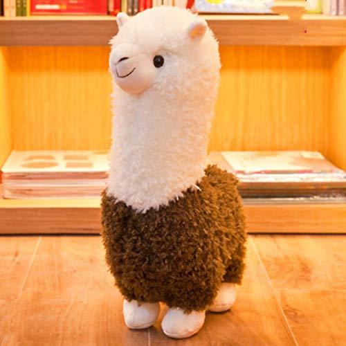 Juguete Peluche Lindo Hierba Barro Barro Alpaca Muñeca
