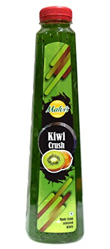 Malvis Pure Kiwi Fruit Pulp Crush, 1000 Ml