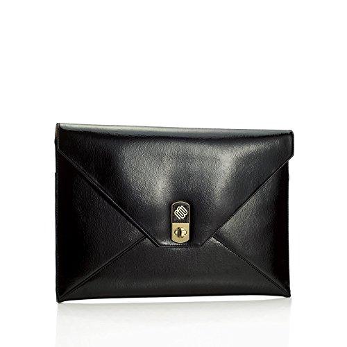 Preisvergleich Produktbild Marshall Bergman MB603 Envelope Patent 38,1 cm (15 Zoll) Tasche für Laptop schwarz