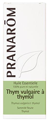 Pranarôm - HUILE ESSENTIELLE - Thym vulgaire à thymol   - 10 ml