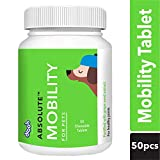 Drools Absolute Mobility Tablet Dog Supplement, 50 Pieces