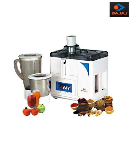 Bajaj New JX 5 450-Watt Juicer Mixer Grinder