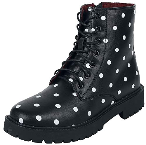 emp stiefel Rock Rebel by EMP Alive and Kicking Boots schwarz EU38