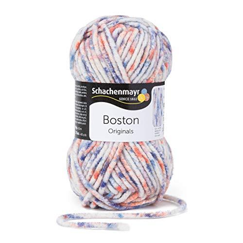 Boston Wolle (Schachenmayr Boston Spot Color 9807412-00081 jeans spot color Handstrickgarn)