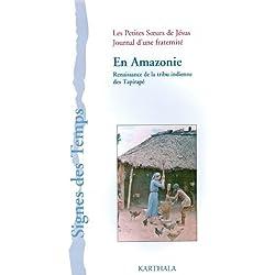 En Amazonie : Renaissance de la tribu indienne des Tapirapé