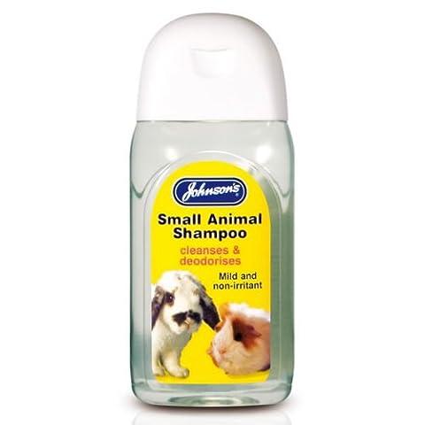 Small Animal Cleansing Shampoo 125ml - Johnsons (TP)(JSAS)