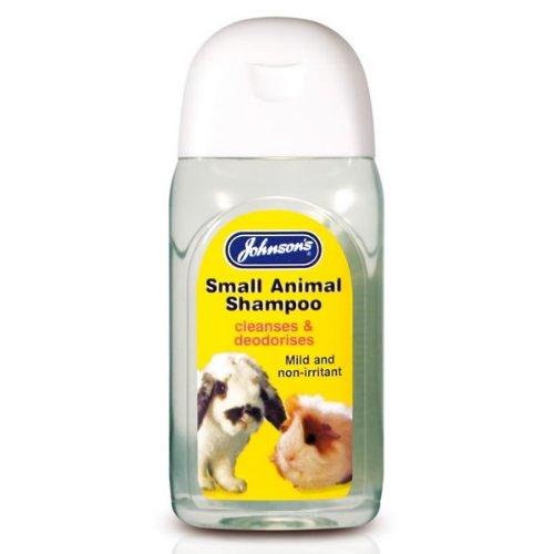 Johnsons (TP)(JSAS) Reinigungsshampoo für kleine Haustiere, 125 ml -