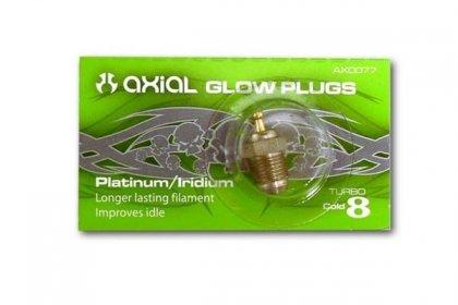 Ersatzteil-Axial-Turbo Glow Plug - Cold 8 -