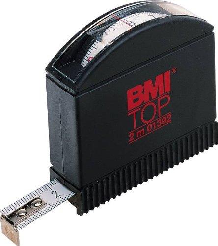 """BMI 407341030 Taschenbandmaß""""Top"""" 3m mit mm Teilung lose"""