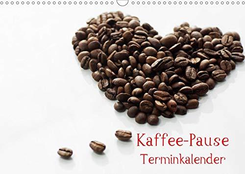 Kaffee-Pause Terminkalender (Wandkalender 2020 DIN A3 quer)