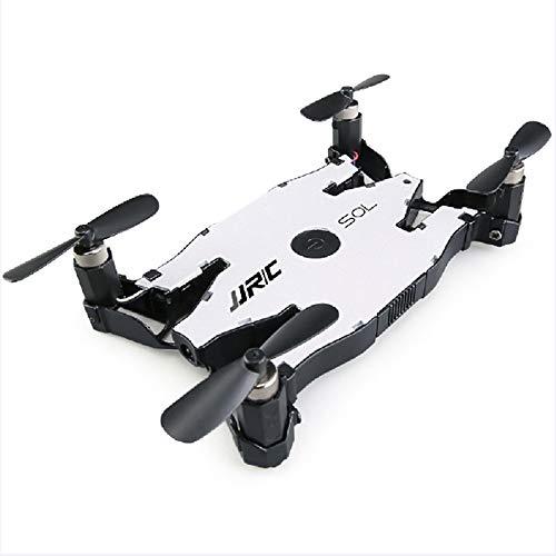 SEXTT Faltbare Mini-Drohnenfernsteuerungsflugzeuge 720P HD-Luftfotografieflugzeug-Luftkamera-Reiniger ultradünne Einknopf-Rückkehr/Höhe halten/Headless Modus