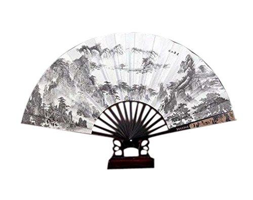 Chinese Style Folding Fan Sommer Fan Männer Fan Hand Fan Großes Geschenk