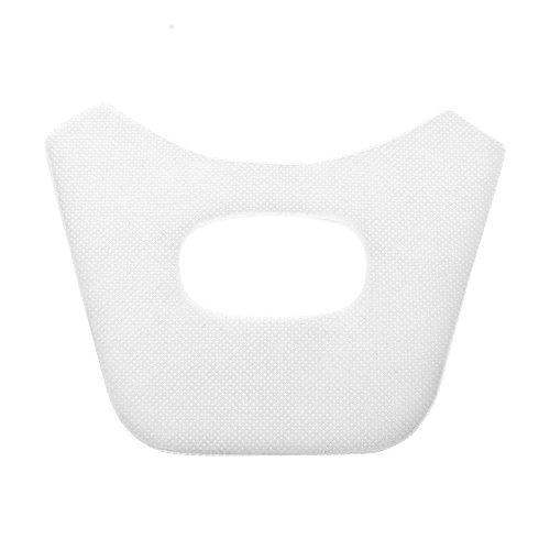 Bluelover 10 Pcs Hygiène De Sécurité Jetables Coussin Dent De Protection De l'environnement Papier