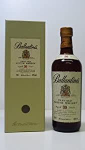 Ballantines - Very Old Scotch Whisky 30 year old