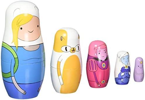 Adventure Time - - - Set poupées russes Fionna & Cake EE Exclusive 15 cm | La Qualité Primacy  fd6e9c
