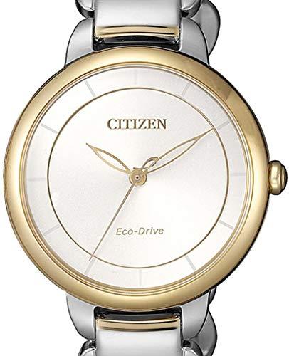 Citizen Elegance EM0674-81A Reloj de Pulsera para mujeres