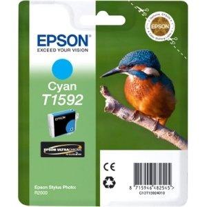 Epson Epson Inkjet Cons Epson t159240R2000Tinte Cyan Warenkorb -