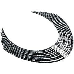 Fil ultra-résistant Bosch F016800431 pour débroussailleuse AFS 23-37