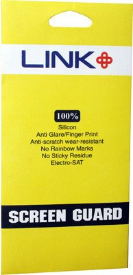 Link+ Clear Screen Guard For Micromax Canvas Engage A091  available at amazon for Rs.129
