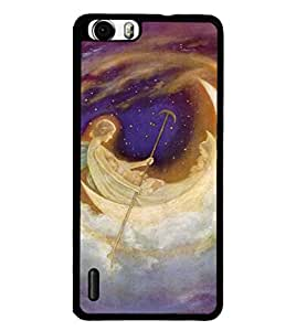 Droit Printed Back Covers for Huawei Honor 6 + Portable & Bendable Silicone, Super Bright LED Lamp, 360 Degree Flexible for Laptops, Smart Phones by Droit Store.