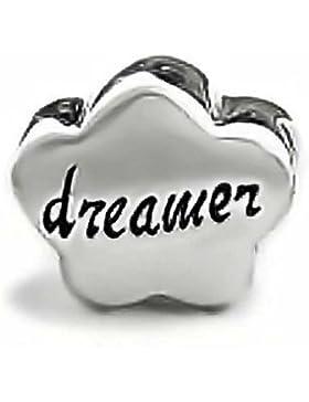 Bling Jewelry Träumer Cloud 925er Silber Inspirierende Bead
