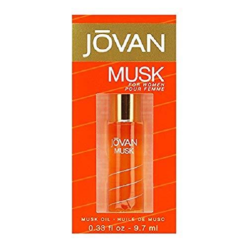 Jovan Musk Perfume Oil, 1er Pack (1 x 9.7ml) -
