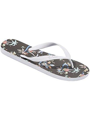 Globe Jungle Flip Flop white