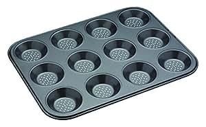KitchenCraft Mince Pie Tray Crusty Bake KCMCCB29 by Kitchen Craft