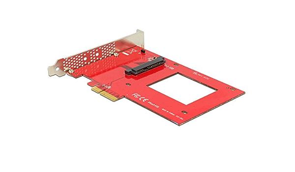 Delock Pcie X4 U 2 Slot Nvme Elektronik