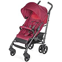 Chicco Liteway 3 - Silla de paseo ligera y compacta, soporta hasta 22kg, color