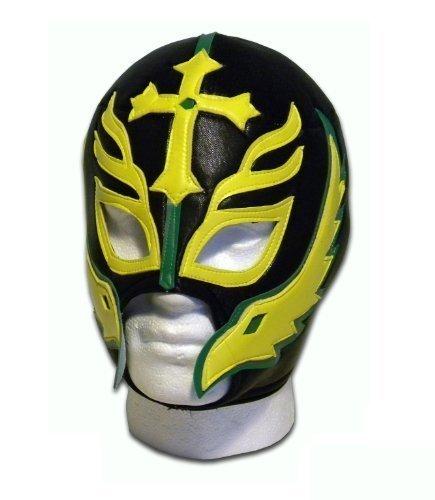 Son of the Devil Caribe Wrestling-Maske, mexikanischer Wrestlers Lucha Libre, für (Libre Nacho Masken)