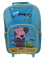 Peppa Pig George Premium Wheeled Bag