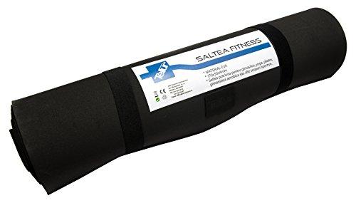 Tellur Fitness Tapis de yoga Noir XL