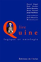 Lire Quine: Logique et ontologie